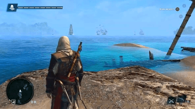 Assassin's Creed IV - Black Flag - Cheap Game Key