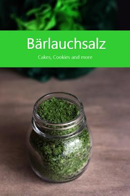 Rezept für Bärlauchsalz