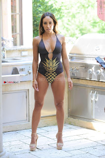 Melissa Gorga in Swimsuit 2017  08 ~ Celebs.in Exclusive