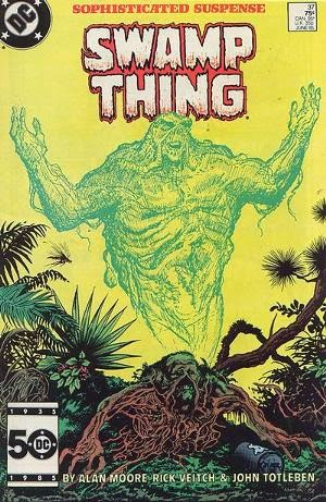 Swamp Thing #37 image