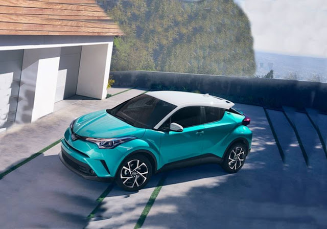 2019 Toyota C-HR Specs, Release Date And Price