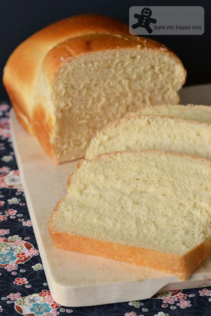 Hokkaido Milk Toast Tang Zhong