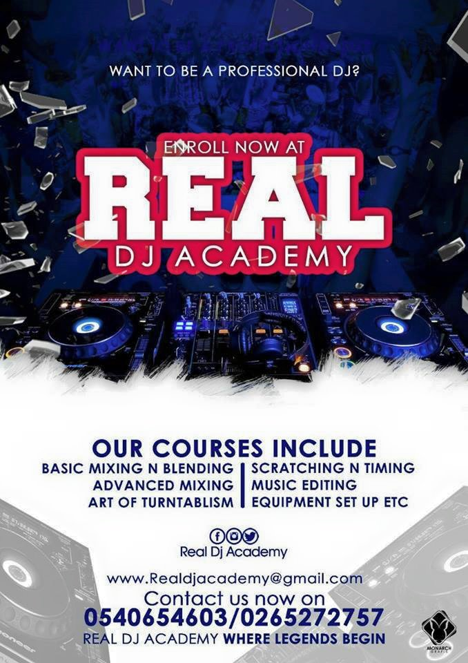 Are you a DJ or wants to become a Professional DJ, then enroll now at REAL DJ ACADEMY