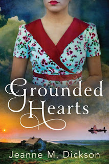 Review - Grounded Hearts by Jeanne M. Dickson