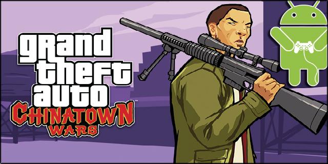 تحميل لعبة GTA CHINATOWN WAR للأندرويد مجانا برابط مباشر