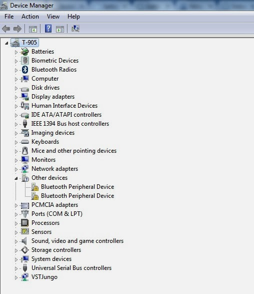 IT Tutorials and Lessons: Bluetooth peripheral device driver