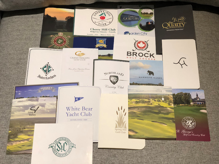 2018 Year in Review Part Two - The Courses