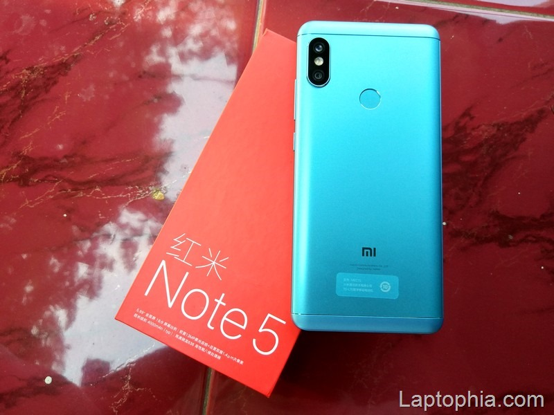 Hands On & Unboxing Xiaomi Redmi Note 5