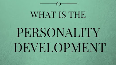 What is the personality development ?