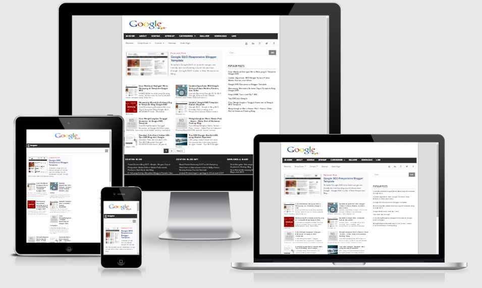 Share Template Google SEO cho blogspot