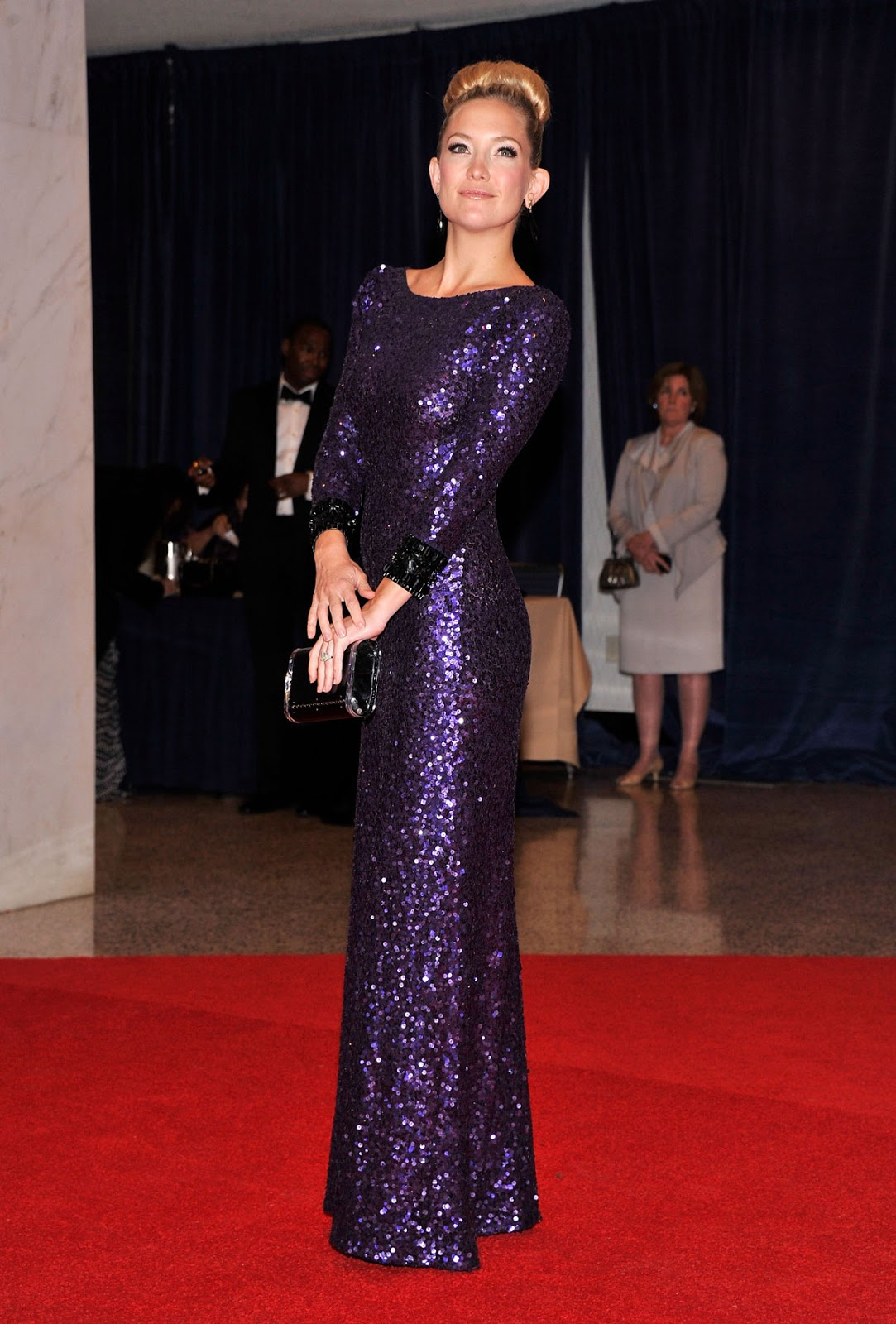 Kate Hudson At 2012 White House Correspondents Association Dinner In Washington