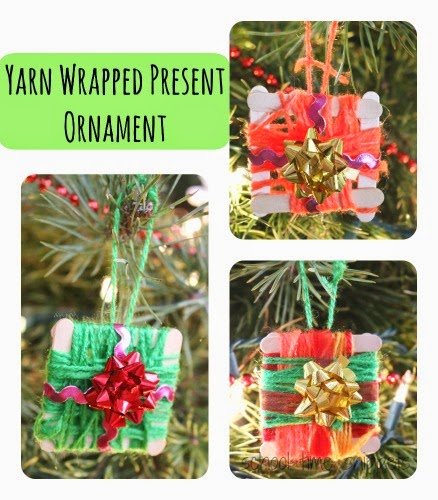 easy ornament kids can make