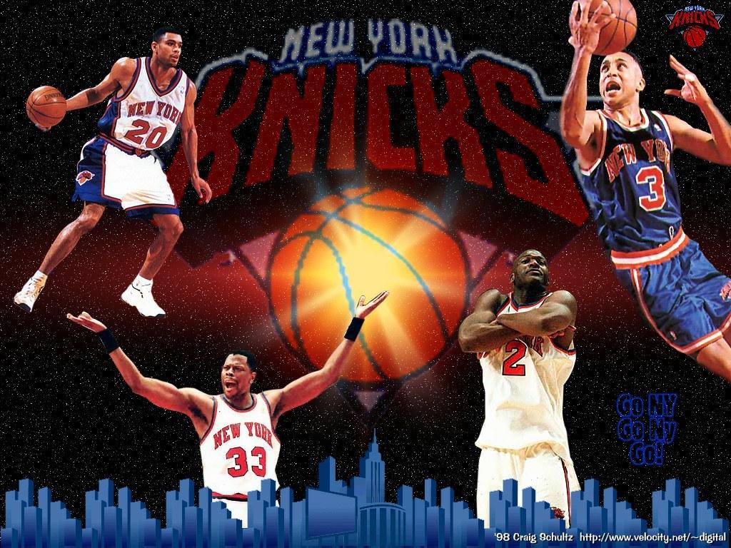 New York Knicks: Tru School Sports: Heart Of The City: Knicks-Nets Rivalry