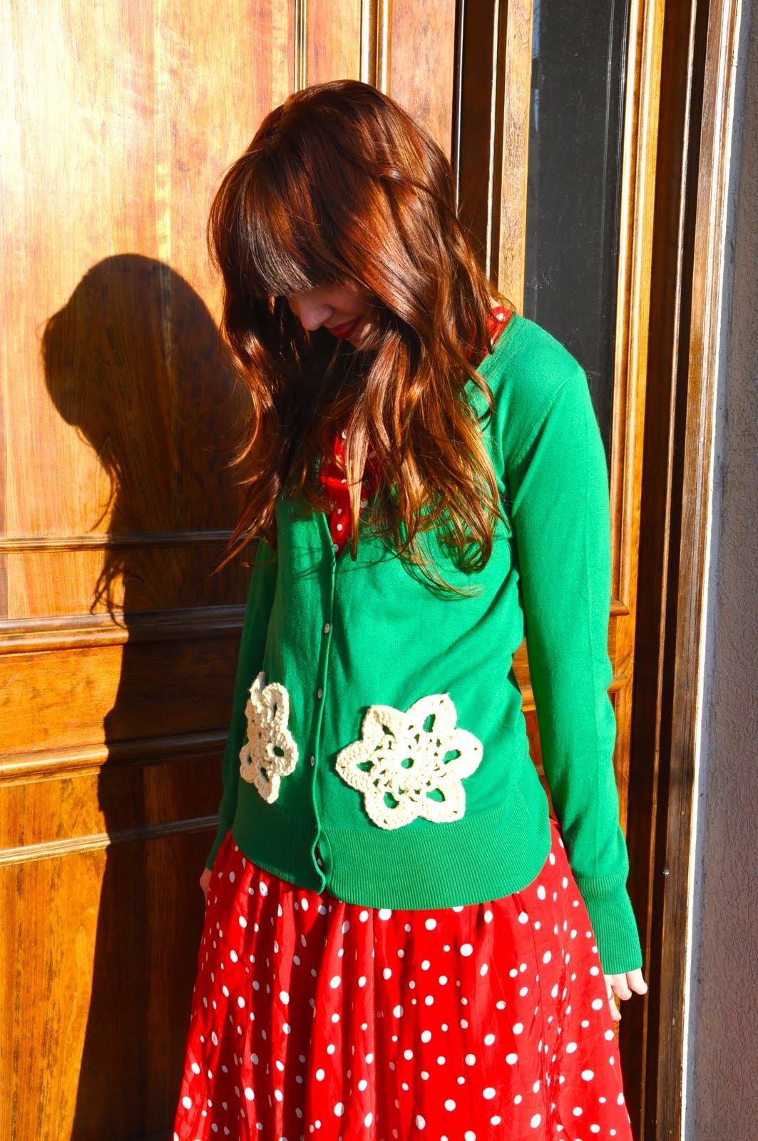 Diy Fancy Nails: Sans Limites Crochet: Fancy Cardigan DIY