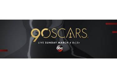 Anúncios do Oscar 2018