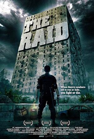 The Raid Redemption 2011 Dual Audio Hindi 720p BluRay 800MB