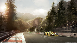 Race Driver: Grid Background