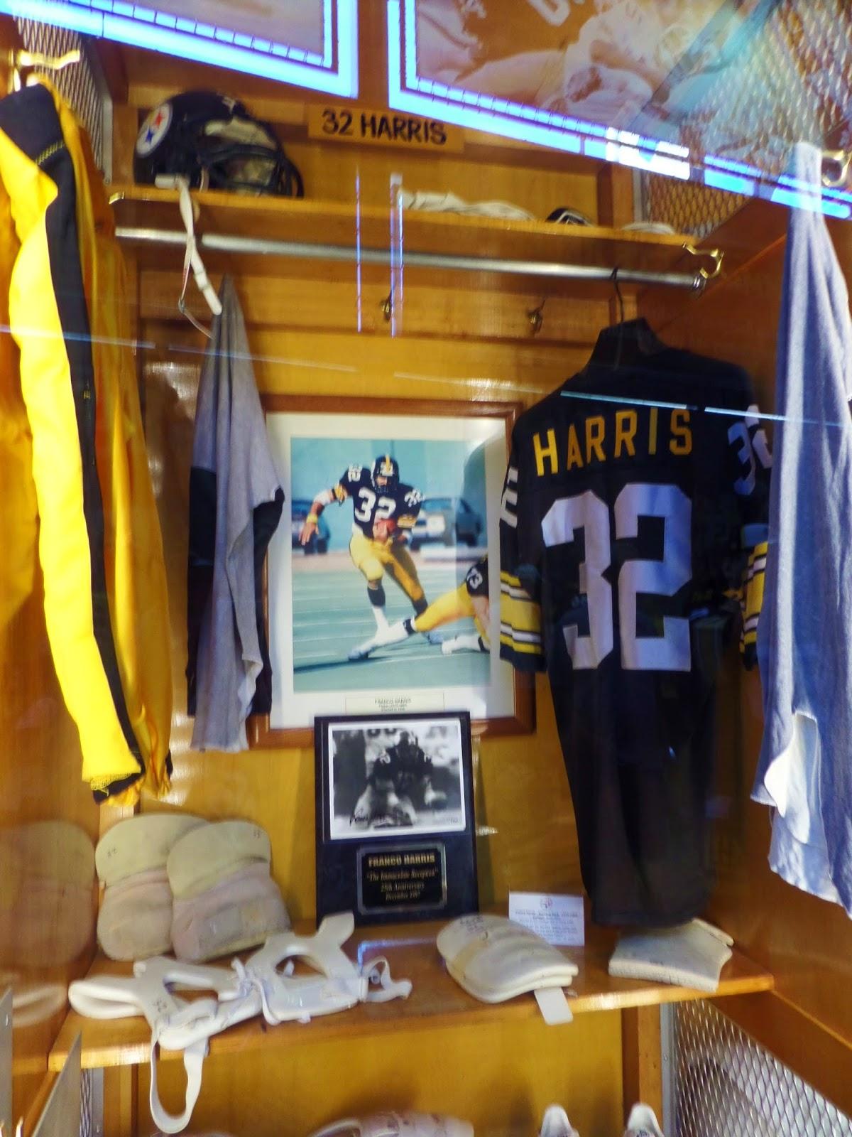 Franco Harris Hall Of Fame Heinz Field