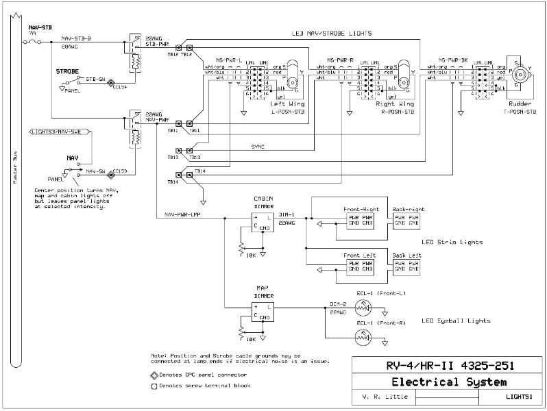 schematic lights1 avionics wiring diagrams mike aircraft wiring diagrams \u2022 wiring cessna 300 nav comm wiring diagram at reclaimingppi.co