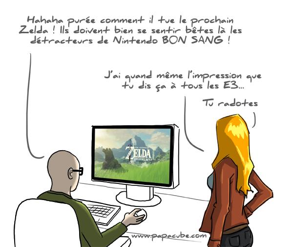 zelda Wii U WiiU NX Nintendo