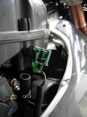 エアクリーナーボックス GSX-R1000