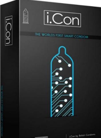 i.Con first smart condom