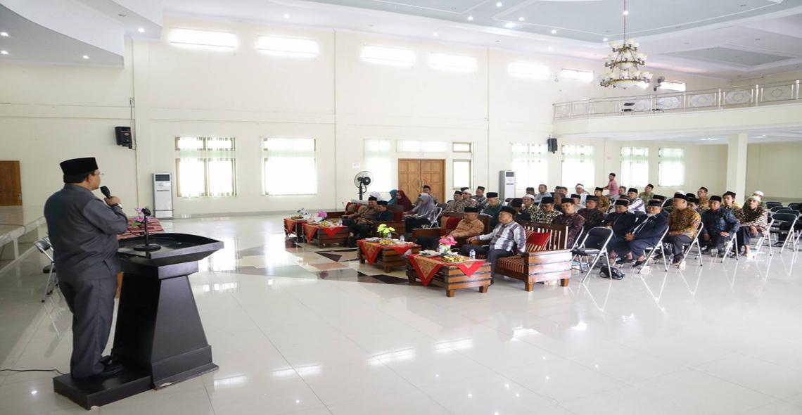 Tingkatkan Layanan Haji, Kakemenag Majalengka Dorong KBIH Tingkatkan Inovasi dan Kreativitas