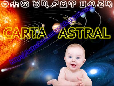Carta Astral Infantil