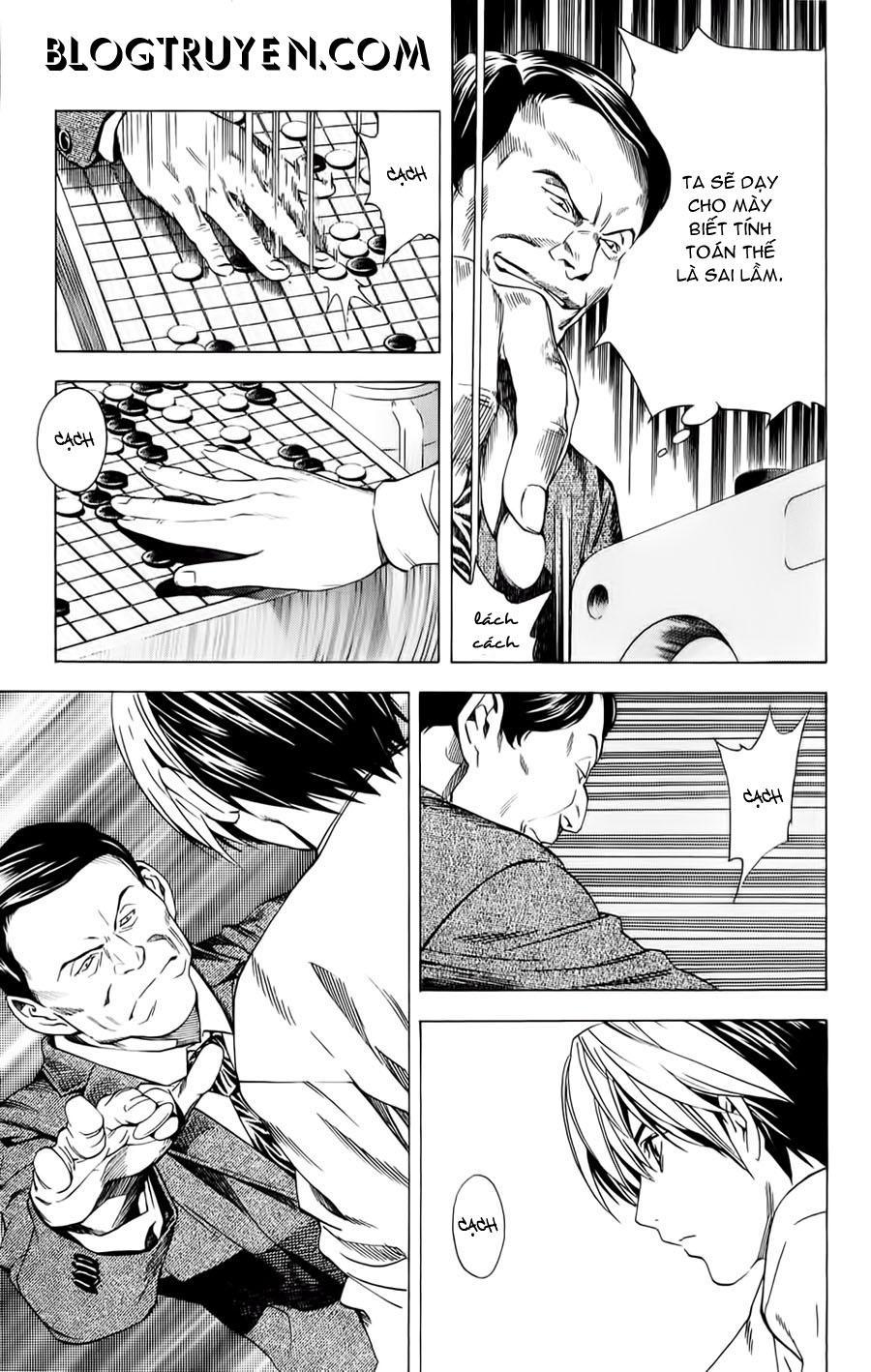 Hikaru No Go hikaru no go chap 153 trang 6