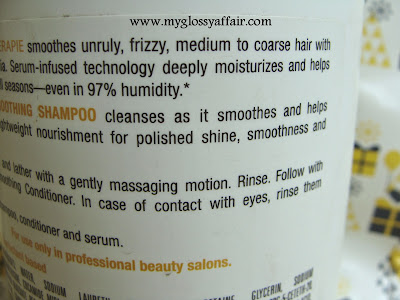 Matrix Biolage Smooththerapie Deep Smoothing Shampoo Review