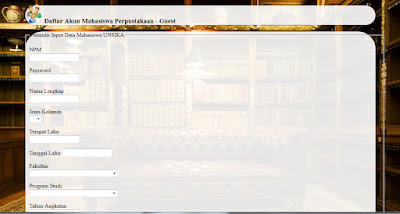 Download Source Code Website Perpustakaan Online Php Mysql
