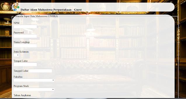 Download Source Code Web Perpustakaan Online Php Mysql
