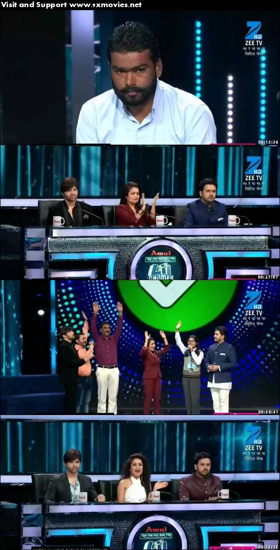 Sa Re Ga Ma Pa Lil Champs 04 March 2017 HDTV 480p