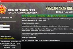Penerimaan Prajurit Tamtama PK TNI- AL Gelombang 1 Tahun 2018