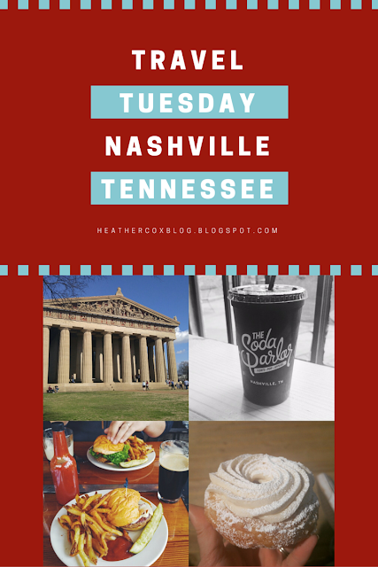 Travel Tuesdays :: Nashville