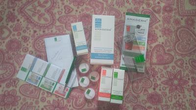 Recenzja - Amaderm produkty dermatologiczne
