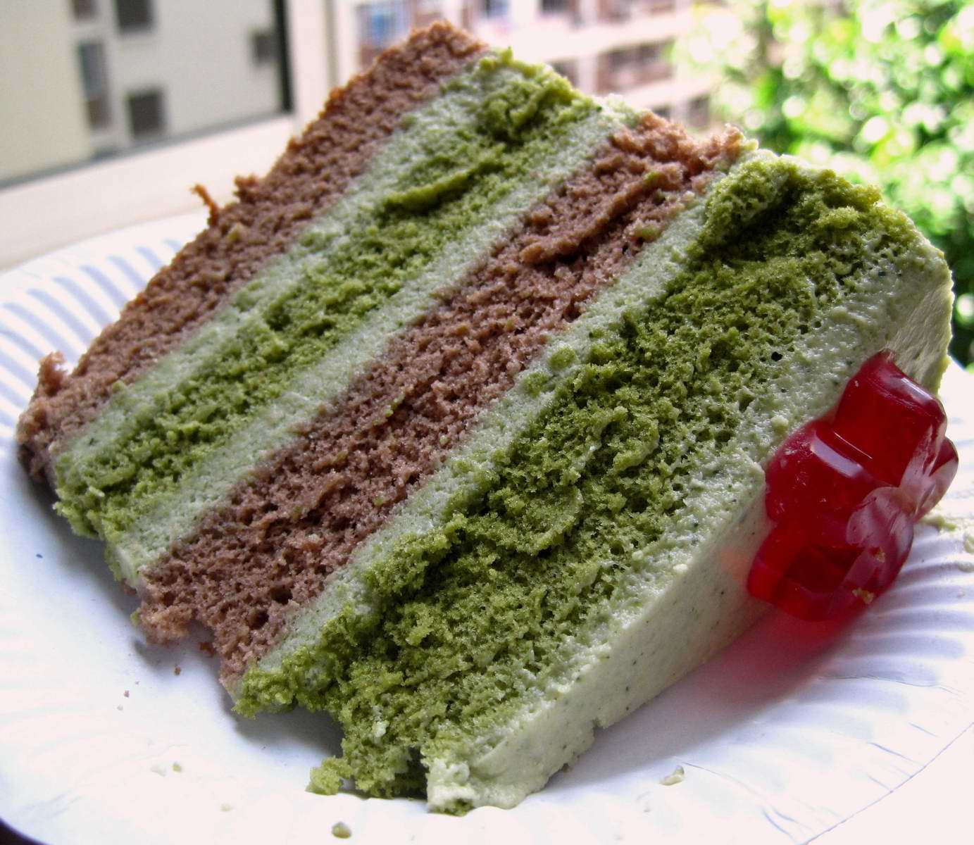 blessed homemaker matcha mousse cake. Black Bedroom Furniture Sets. Home Design Ideas