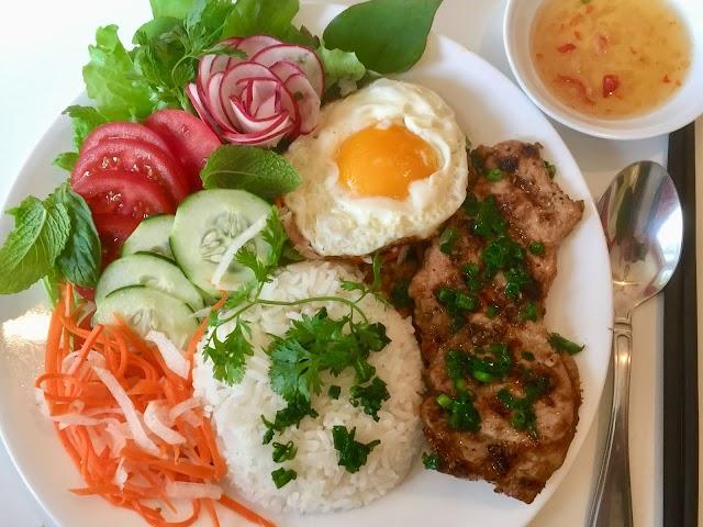 Vietnamese Grilled Lemongrass Pork -Thit Heo Nuong Xa