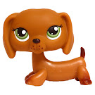Littlest Pet Shop Portable Pets Dachshund (#139) Pet