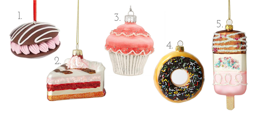 The Pink Doormat: My Favorite Christmas Ornaments
