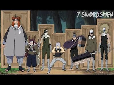 Daftar Tokoh dan Karakter Manga/Anime Naruto