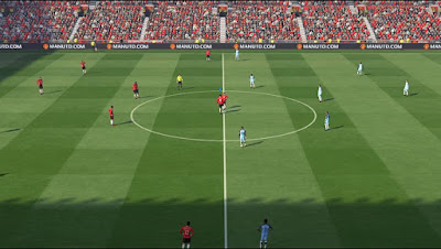 PES 2017 Frost Pitch All Stadium by PES AA
