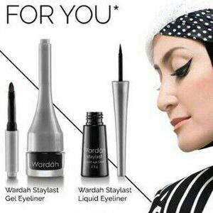 Beauty Onliner Eye Liner Cair Wardah Wardah Staylast
