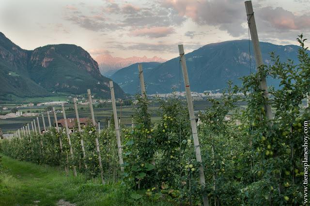 Viaje norte Italia blog diario que ver paisajes