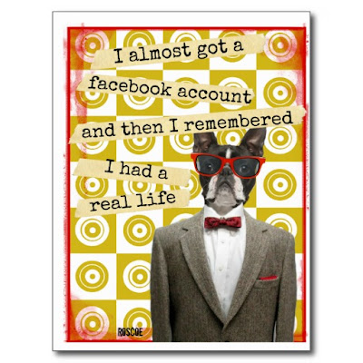 http://www.zazzle.com/humorous_facebook_postcard_roscoe_series-239927019717033792