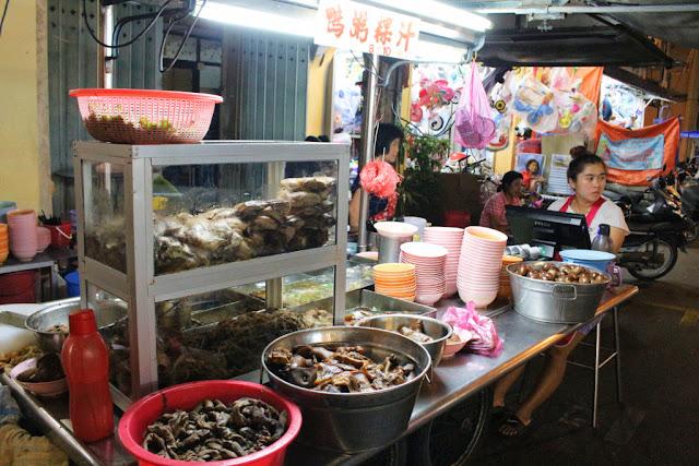 street food malam di penang