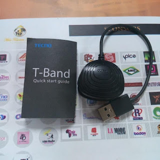How to find your lost tecno phone with the T-band