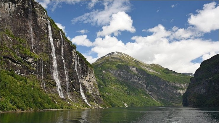 Самый огромный водопад