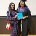 Iyabo Ojo's Bestie, Tosin Abiola graduate with first class from a UK University.