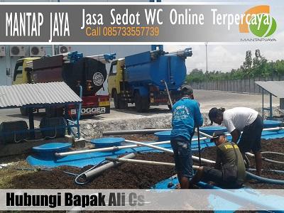 Jasa Sedot WC Dan Tinja Wilayah Gading Surabaya